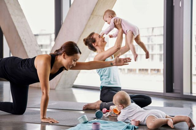 Baby-Pilates