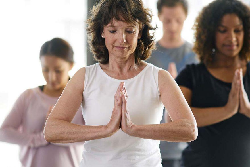 Yoga ab 60